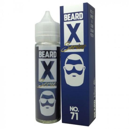 Beard Vape NO 71 Paech 50ml.