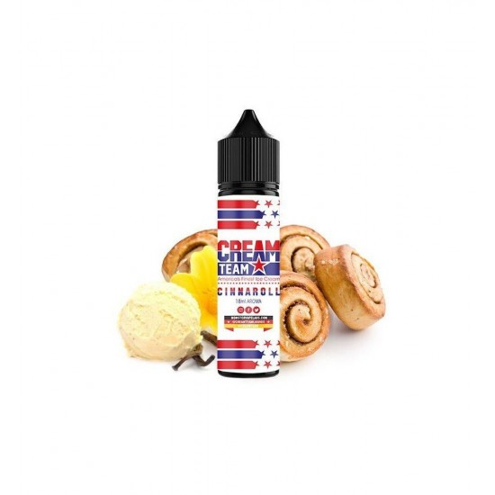 Cream Team Cinnaroll 18ml Aroma Longfill