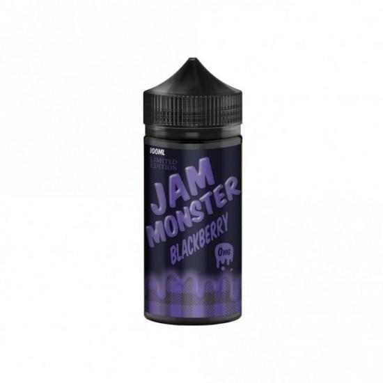 Jam Monster Blackberry 100ml.