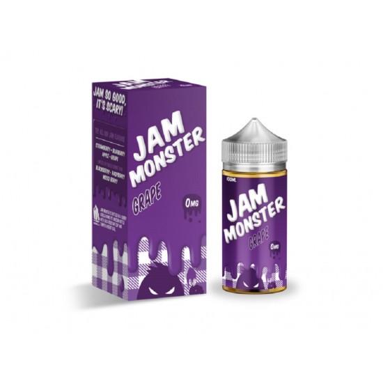 Jam Monster Grape 100ml.
