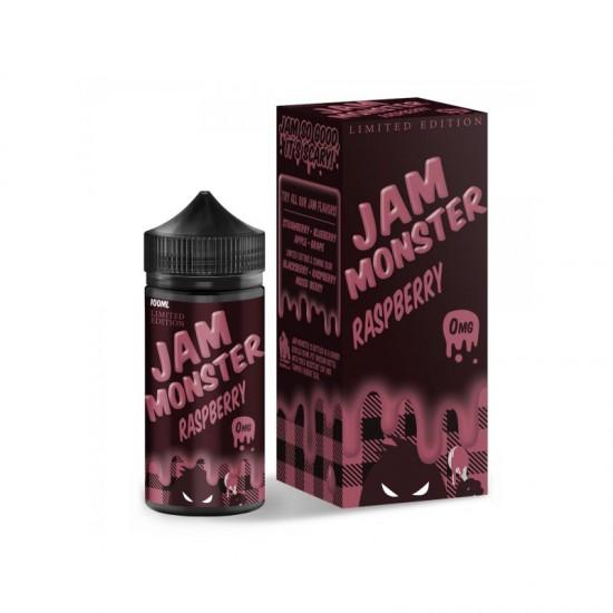 Jam Monster Raspberry 100ml.