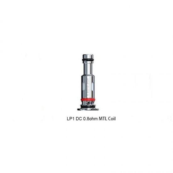 Smok Novo 4 LP1 MTL 08ohm Coils