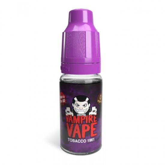 Vampire Vape Tobacco 1961 10ml.