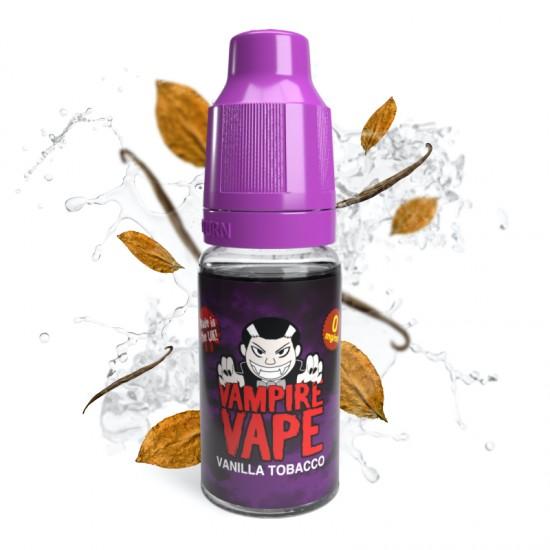 Vampire Vape Vanilla Tobacco 10ml.