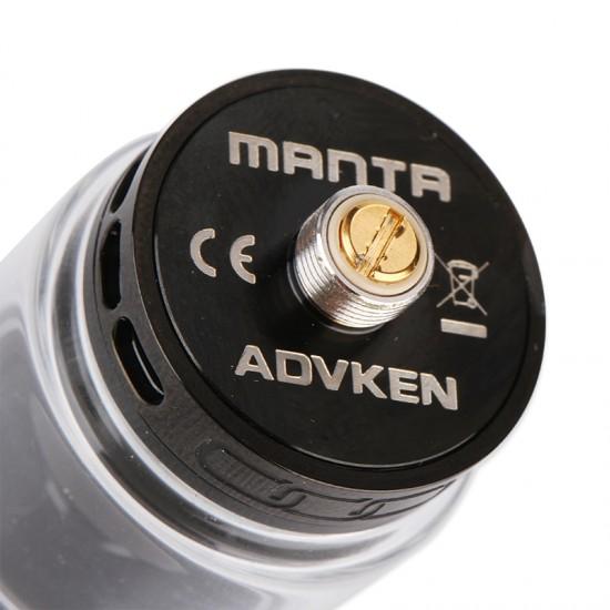 Advken Manta RTA atomizer 5ml.