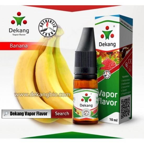 Dekang Banana 10ml. VG