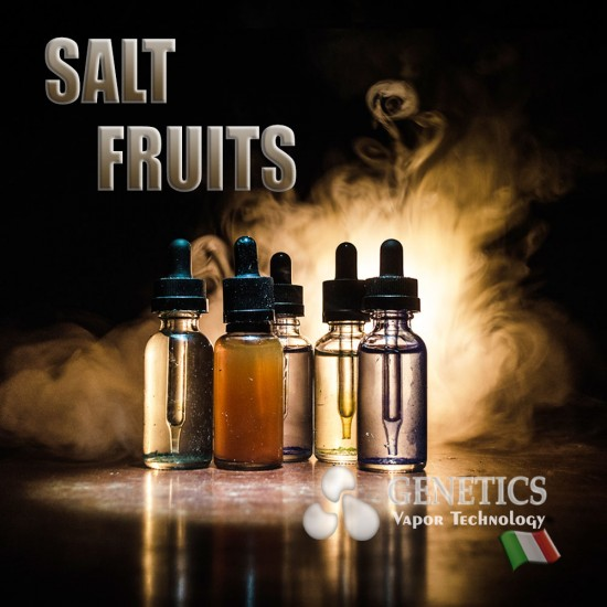 Salt e-Liquids Genetics Fruit flavors