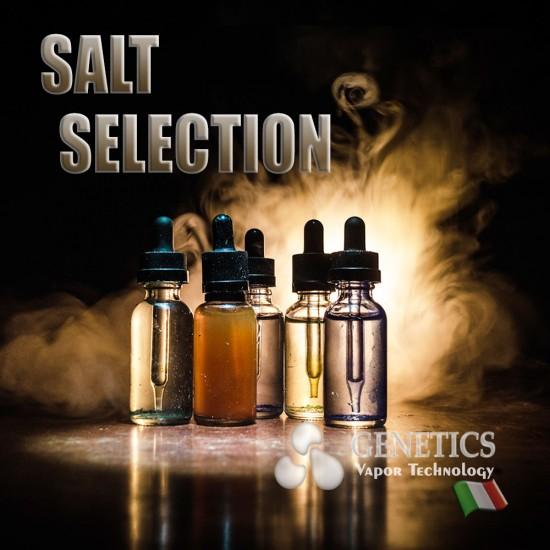 Salt e-Liquids Genetics Selection