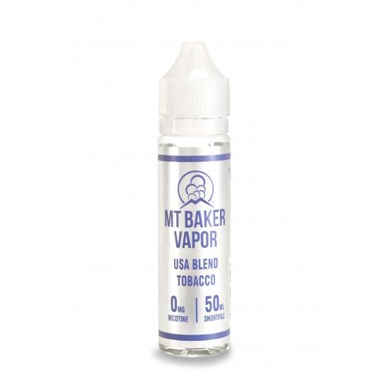 MT Baker Vapor Usa Blend Tobacco Shortfill 50ml. 00mg.