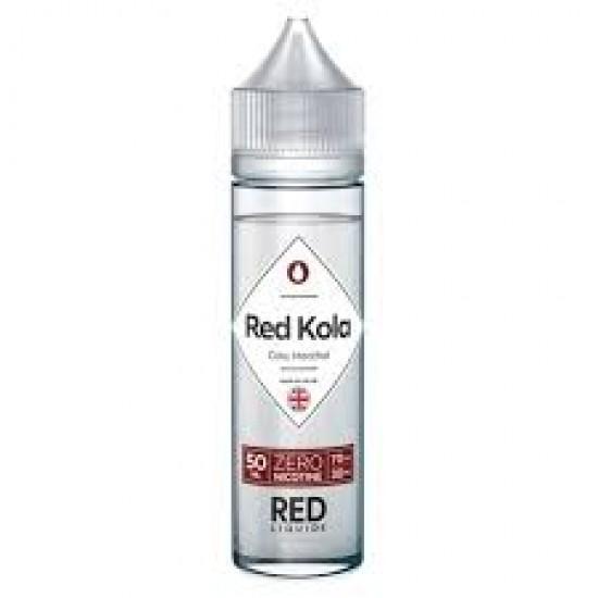 Red Liquids Red Kola Cola Menthol Fill 50ml. 00mg.