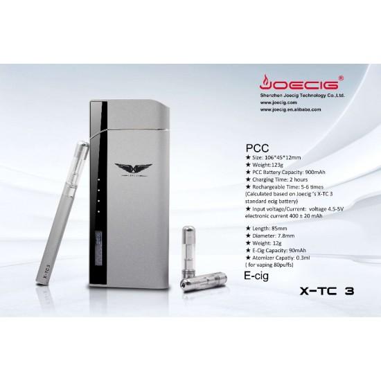 Joecig X-TC-3 900mAh starter kit