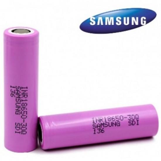 Samsung INR18650 30Q 3000mah 20A
