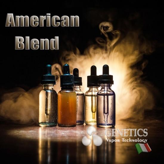 American blend Vape Juice Genetics