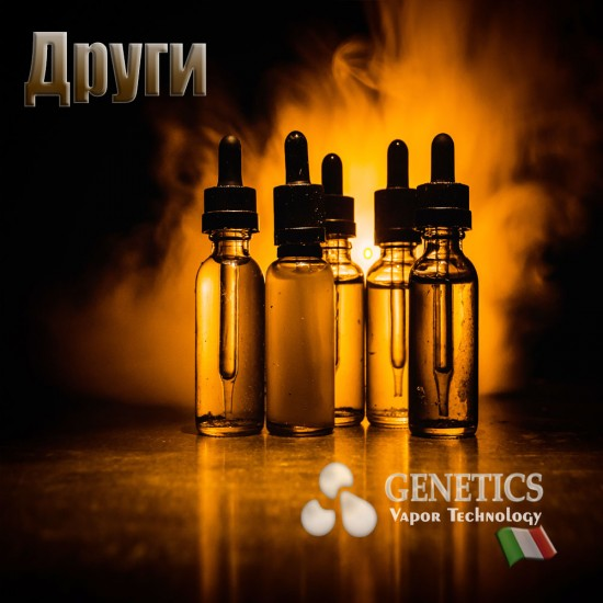 e Liquid Genetics Other flavors