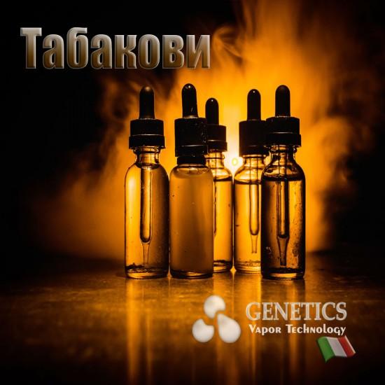 e Liquid Genetics Tobacco flavors