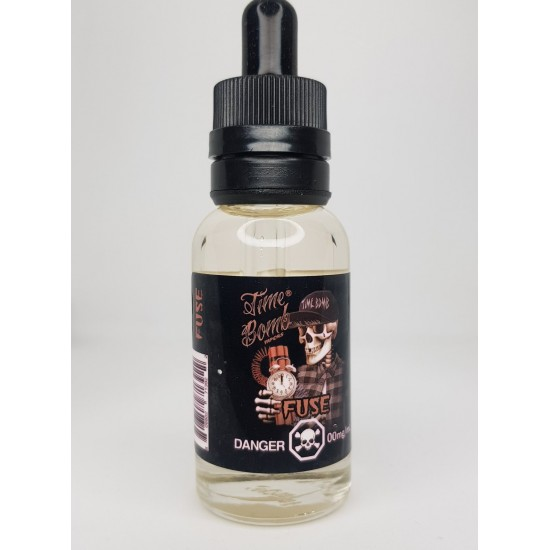 Time Bomb Fuse 30ml. Strawberry With Watermelon
