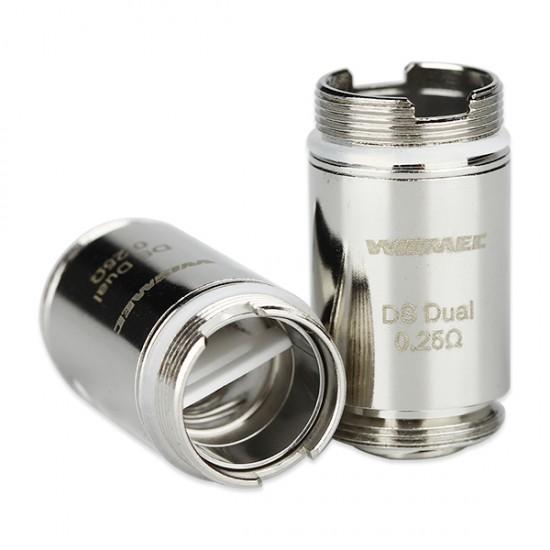 Wismec Motiv DS Dual coil 0.25ohm